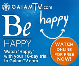 A look at what happiness really is from Gaiam TV