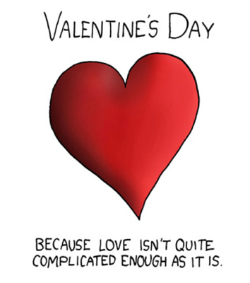 Valentine's Day – do you love it or hate it?