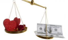 Does money affect how you date?