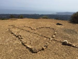 hiking love
