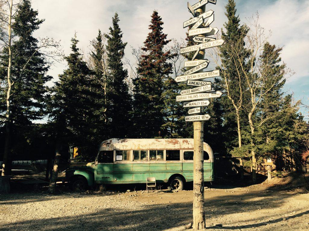 bus Alaska