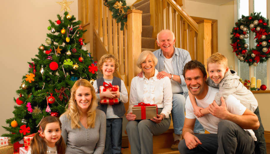 Holidays with a Blended Family (and Creating Your Own Traditions)