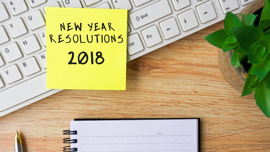 4 Ways to Keep Those New Year's Resolutions